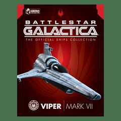 Battlestar Galactica: Viper Mk VII Ship Hero Collector - 3