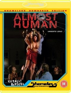 Almost Human - 1