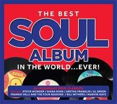 The Best Soul Album in the World... Ever! - 1