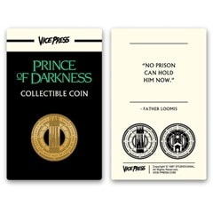 Prince Of Darkness: Collector's Coin - 1