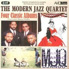 Modern Jazz Quartet, The/django/fontessa/at Music Inn - 1
