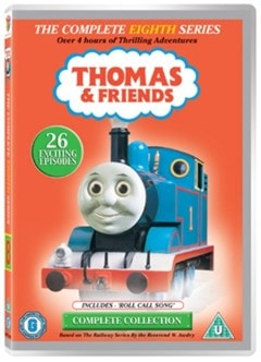 Thomas the Tank Engine and Friends: The Complete Eighth Series - 1
