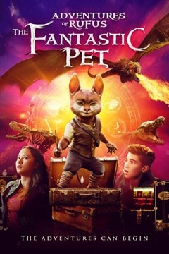 Adventures Of Rufus - The Fantastic Pet - 1