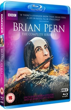 Brian Pern: The Complete Series 1-3 - 2