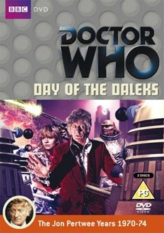 Doctor Who: Day of the Daleks - 1