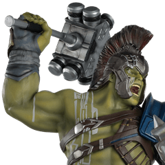 Gladiator Hulk: Marvel Mega Figurine: Hero Collector - 4