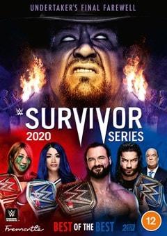 WWE: Survivor Series 2020 - 1