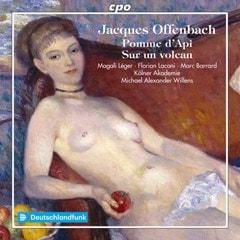 Jacques Offenbach: Pomme D'api/Sur Un Volcan - 1