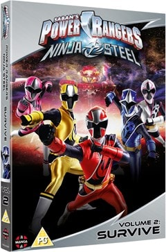 Power Rangers Ninja Steel: Volume 2 - Survive - 2