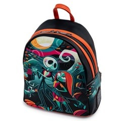 Nightmare Before Christmas: Simply Meant To Be Mini Loungefly Backpack - 1
