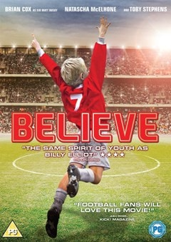 Believe - Theatre of Dreams - 1