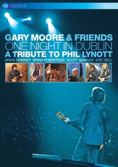 Gary Moore and Friends: One Night in Dublin - A Tribute To... - 1
