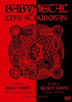 Babymetal: Live at Budokan - Red Night and Black Night Apocalypse - 1