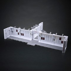 Star Wars: The Vintage Collection: A New Hope Tantive IV Hallway Playset - 7