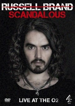Russell Brand: Scandalous - Live at the O2 - 1