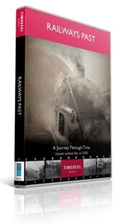 Railways Past - A Journey Through Time - 1