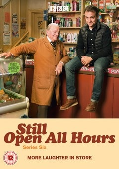 Still Open All Hours: Series Six - 1