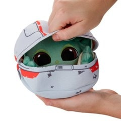 Star Wars: The Child (Grogu Baby Yoda) Hideaway Hover-Pram Plush - 9