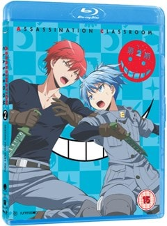 Assassination Classroom: Season 2 - Part 2 - 1