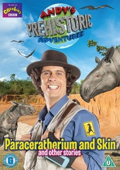 Andy's Prehistoric Adventures: Paraceratherium and Skin And... - 1