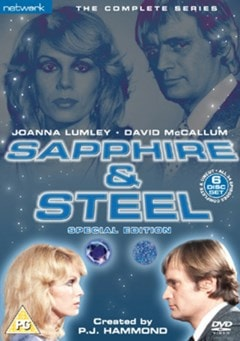 Sapphire and Steel: Complete Series - 1
