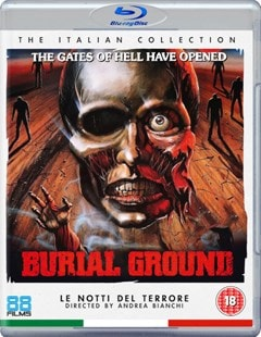 Burial Ground - 1