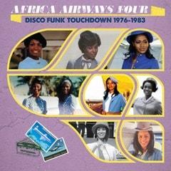 Africa Airways Four: Disco Funk Touchdown 1976-1983 - 1