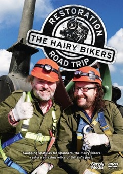 The Hairy Bikers' Restoration Road Trip - 1