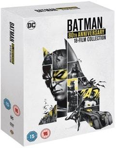 Batman: 80th Anniversary 18-film Collection - 2