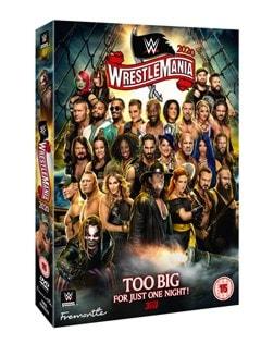 WWE: Wrestlemania 36 - 2