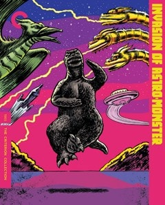 Godzilla: The Showa Era Films 1954 - 1975 Limited Edition - The Criterion Collection - 4