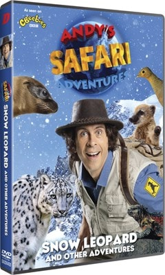Andy's Safari Adventures:Snow Leopard and Other Adventures - 2