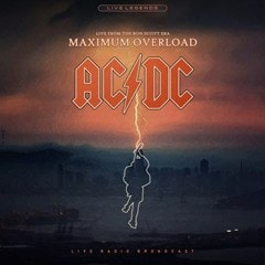 Maximum Overload: Live from the Bon Scott Era - 1