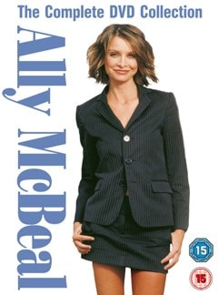 Ally McBeal: Complete Seasons 1-5 - 1