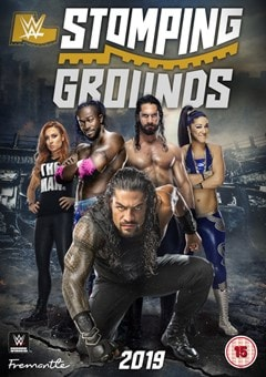 WWE: Stomping Grounds 2019 - 1