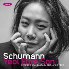 Schumann: Kreisleriana/Fantasy in C/Arabesque - 1