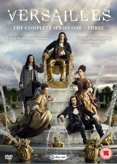 Versailles: The Complete Series One - Three - 1