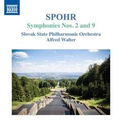 Spohr: Symphonies Nos. 2 and 9 - 1