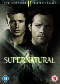 Supernatural: The Complete Eleventh Season - 1
