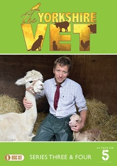 The Yorkshire Vet: Series 3 & 4 - 1