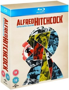 Alfred Hitchcock: The Masterpiece Collection - 2