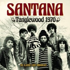 Live at Tanglewood 1970 - 1