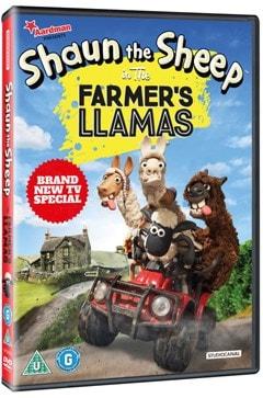 Shaun the Sheep in the Farmer's Llamas - 2