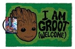 Guardians of The Galaxy Vol 2: I Am Groot: Welcome Door Mat - 1