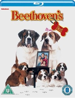 Beethoven's 2nd - 1