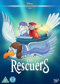 The Rescuers - 1