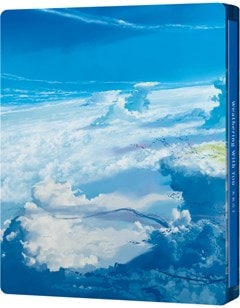 Weathering With You Limited Edition Steelbook Collector's Edition - 2