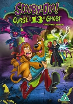 Scooby-Doo! And the Curse of the 13th Ghost - 1
