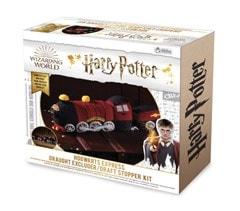 Hogwarts Express Draught Excluder: Harry Potter Knit Kit - 6