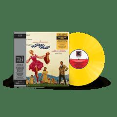 "The Sound of Music (hmv Exclusive) the 1921 Centenary Edition ""Golden Sun"" Vinyl - 1"